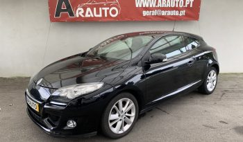 Renault Megane Coupe 1.5 DCi Sport