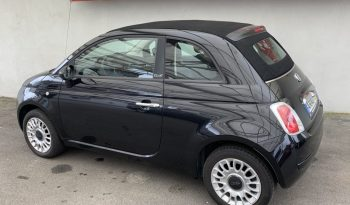 Fiat 500C 1.2 Lounge completo