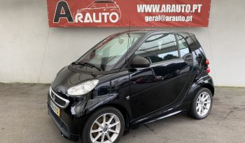 Smart Fortwo 1.0 MHD Passion