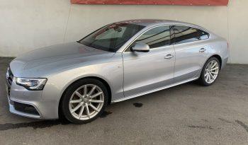 Audi A5 Sportback 2.0 TDi S-Line completo