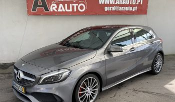 Mercedes-Benz A180 CDi AMG Line