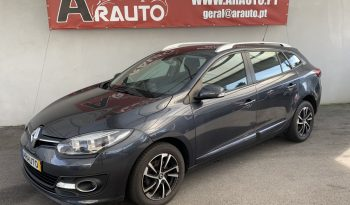 Renault Megane Sport Tourer 1.5 DCi Limited SS
