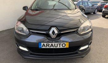 Renault Megane Sport Tourer 1.5 DCi Limited SS completo