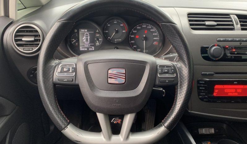 Seat Leon FR 2.0 TDi 170 CV completo