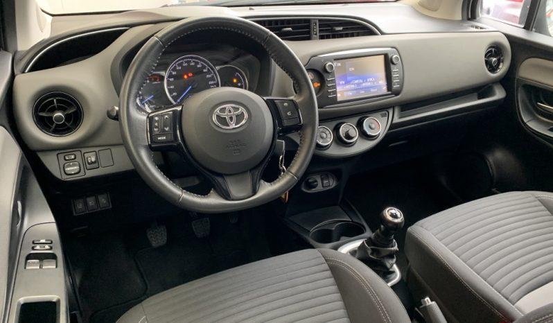Toyota Yaris 1.0 VVTi Style completo
