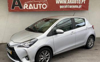 Toyota Yaris 1.0 VVTi Style