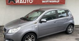 Chevrolet Aveo LS Ecologic 1.2 Bifuel