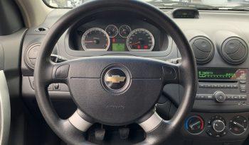Chevrolet Aveo LS Ecologic 1.2 Bifuel completo