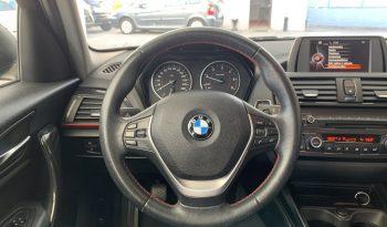 BMW 116d Efficient Dynamics Line Sport completo